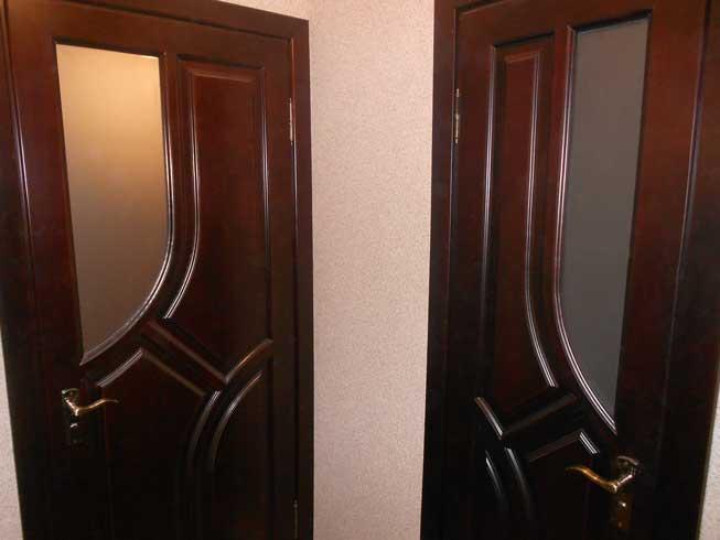 Двері міжкімнатні з масиву 1