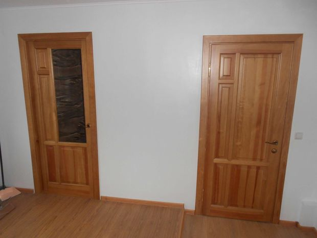 Двері міжкімнатні з дерева 13