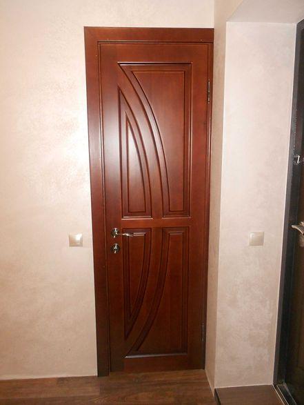 Двері міжкімнатні з дерева 16