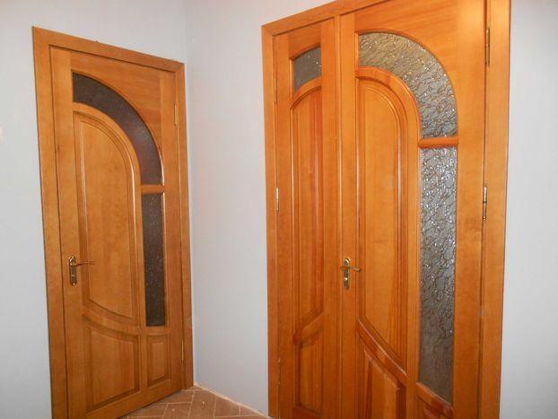 Двері міжкімнатні з дерева 18