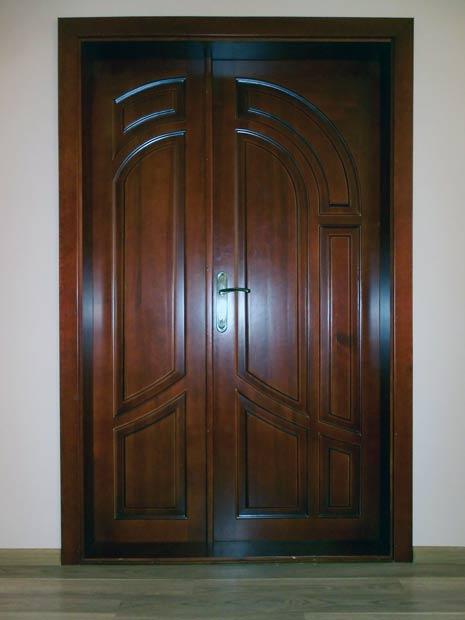 Двері міжкімнатні з дерева 19