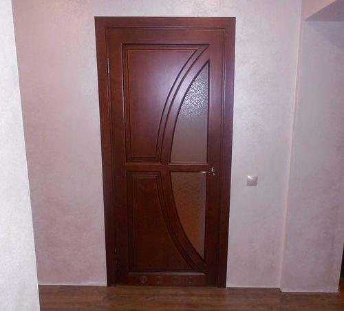 Двері міжкімнатні з дерева 20