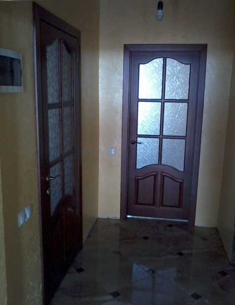 Двері міжкімнатні з дерева 21