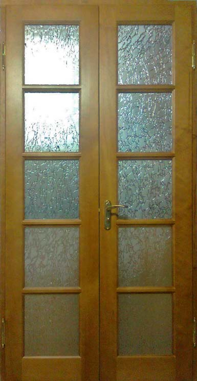 Двері міжкімнатні з масиву