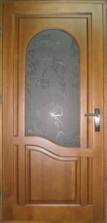 Двері міжкімнатні з дерева